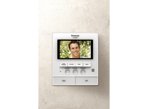 Wireless video intercom system for the home