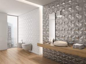 Two unusual wall-tile ranges from Beaumont Tiles
