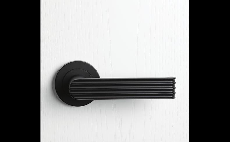 101081_Pittella_1930-Collection_Art-P2911_door-handle_black-opaque