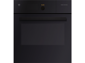Built-in oven also with steam and microwave
