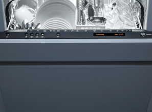 Heat-pump dishwasher