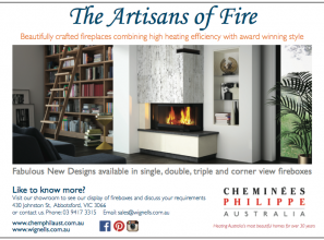 Specialists in all types of home fireplaces, Melbourne