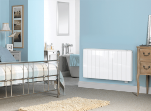 Wall-mountable panel heaters from the UK