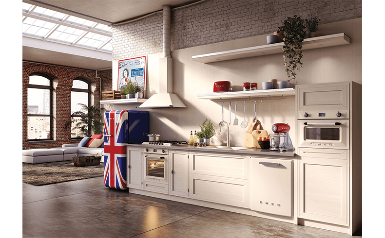 Collection Of Victoria Built In Cooking Appliances From