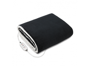 Washable heated Sherpa throw from Kambrook