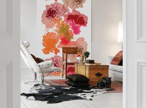 Fabric wall art from Melbourne utilising Scandinavian design