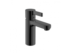 Brushed black chrome tapware made in Germany