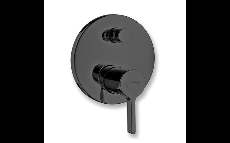 Brushed black chrome tapware made in Germany - Bathroom, Bathroom ...