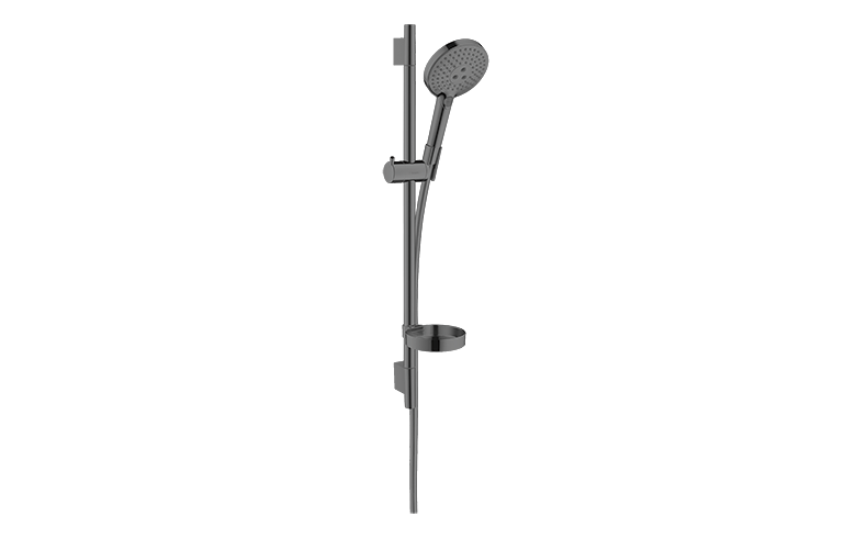 102057_Raindance-Select-S120-Classic-Rail-Shower-Brushed-Black-Chrome