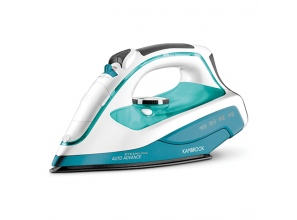 Kambrook steam iron and handy garment steamer