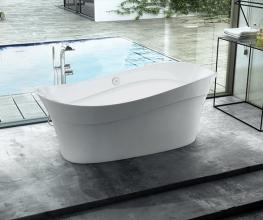 Latest Victoria + Albert bath with a 25-year guarantee