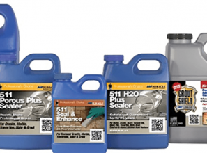 Protecting, enhancing, cleaning and restoring tiles and stone surfaces