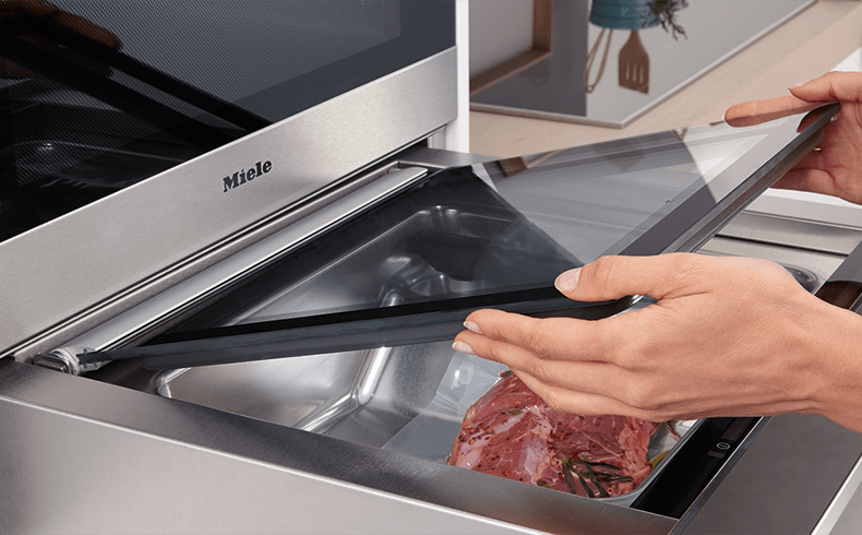 Sous Vide Cooking Made Convenient With Miele Appliances