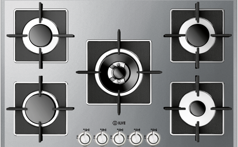 20181103B ILVE SS gas cooktop