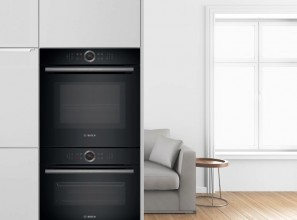4 Bosch ovens available in full black