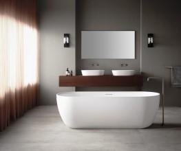 British handcrafted stoneware baths and basins