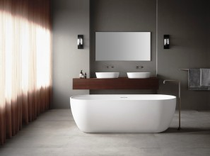 British handcrafted stoneware baths and basins