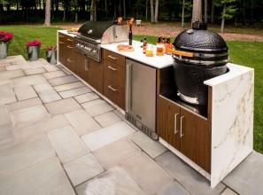 Ultra-compact surface for benchtops, splashbacks, tiles.