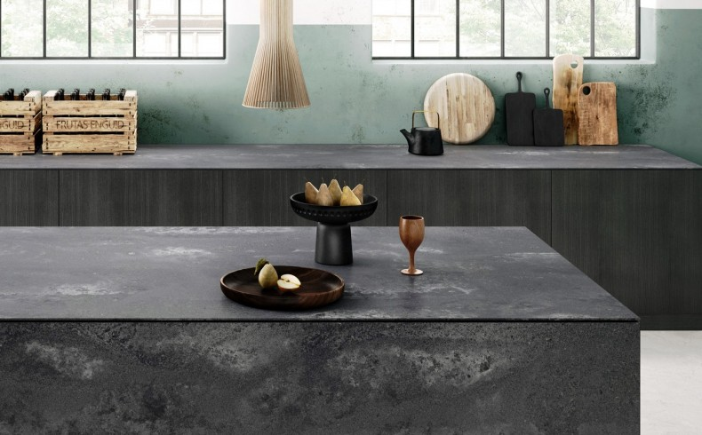 20181214A Caesarstone Rugged Concrete