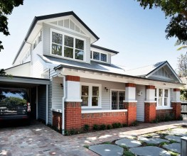 Renovating a 100 year old bungalow in Melbourne
