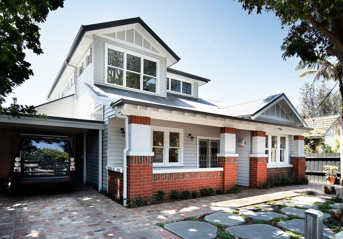 Renovating A 100 Year Old Bungalow In Melbourne House