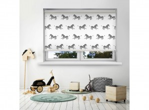 Kids print collection added to Luxaflex® Window Fashions range