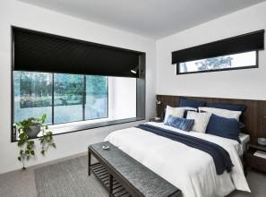 Blinds makeover during a home renovation