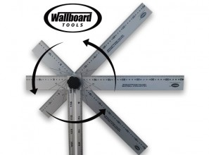 Adjustable T-Square for DIY home renovators and Tradies.