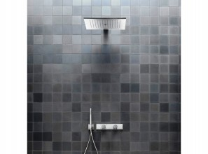 Italian designed 2-function shower rose