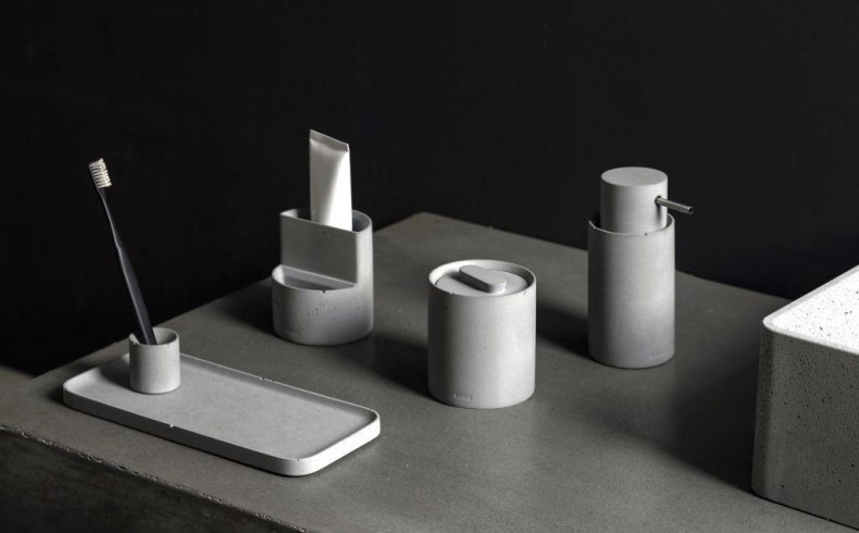 20190201A Bentu bathroom accessories