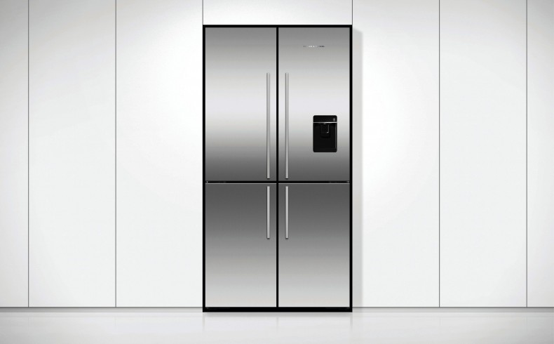 20190202F F&P Quad Door Fridge