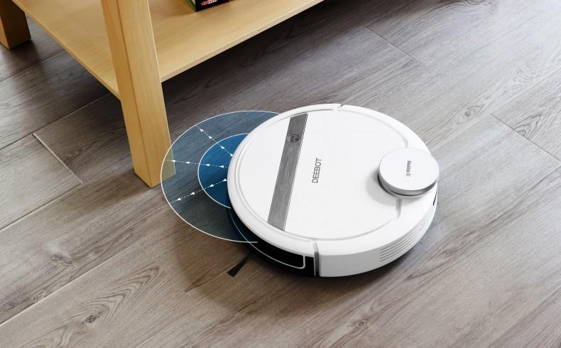 20190239A Ecovac robotic vacuum cleaner