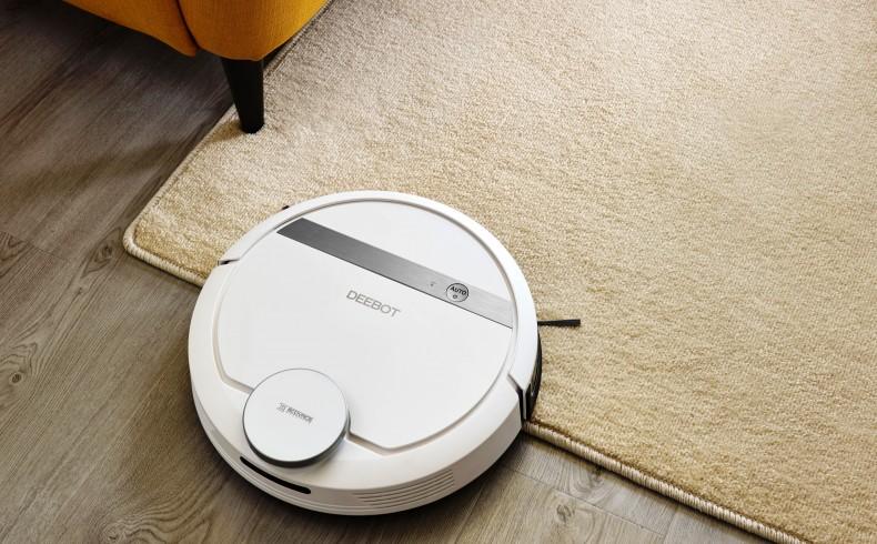 20190239B Ecovac robotic vacuum cleaner