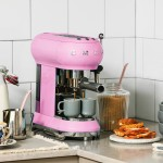 20190245B Smeg retro-style coffee machine