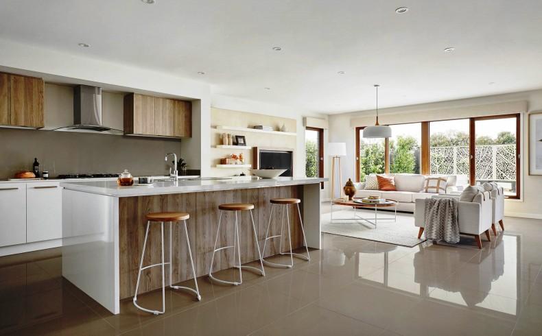 20190247G Henley Design Palace kitchen livingroom