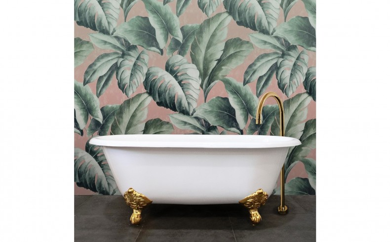 20190255A Highgrove Bathrooms Oliver Bath White