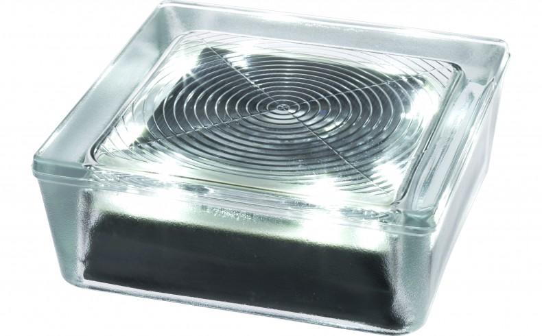 20190305B Glass Brick Company Photovoltaic Circles 190x190x70