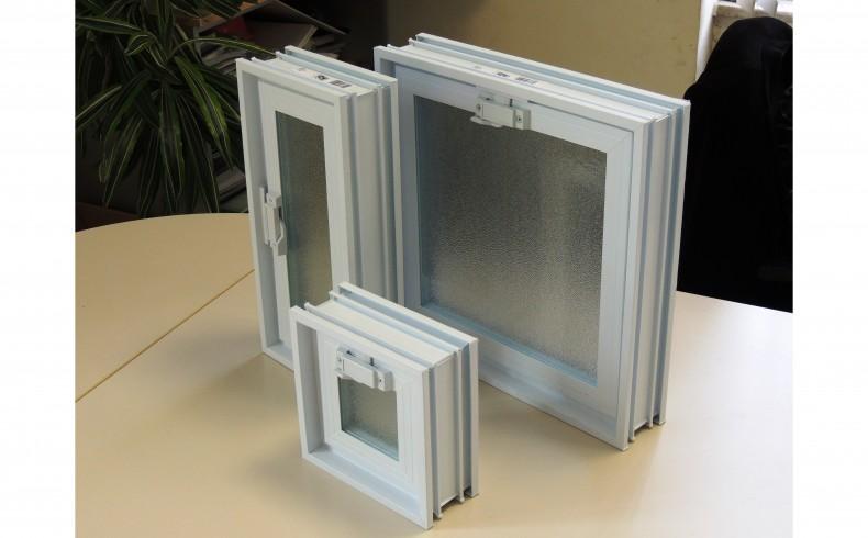 20190307A Glass Brick Company vent brick