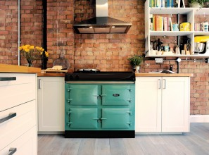 4 new AGA cast iron ranges