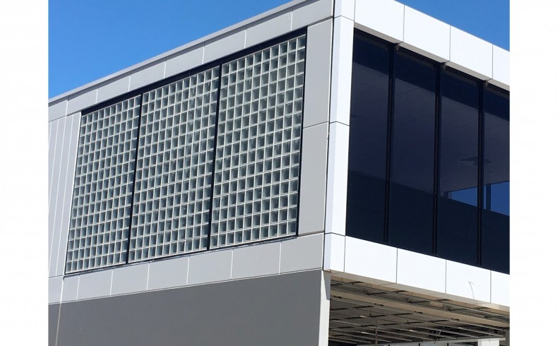 20190316B Glass brick Company energy saving glass brick