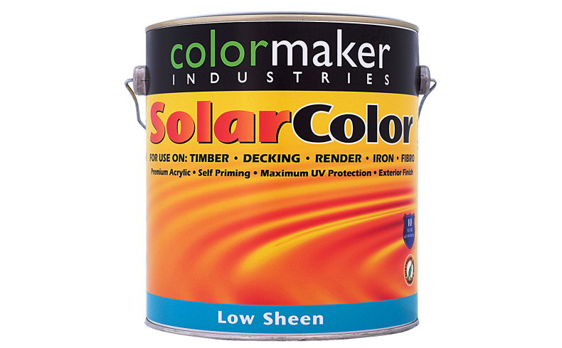 20190319 Colormaker Industries SolarColor 4L