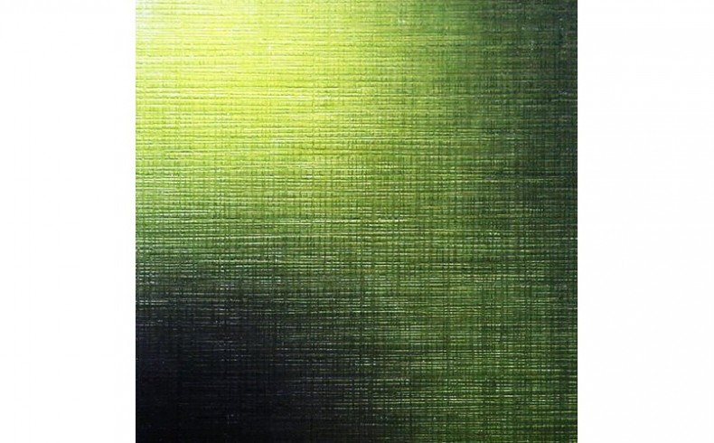 20190328C Axolotl Lustre Spectrum Green Ombre Linen