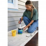 20190333C Dulux Paints painting window trim