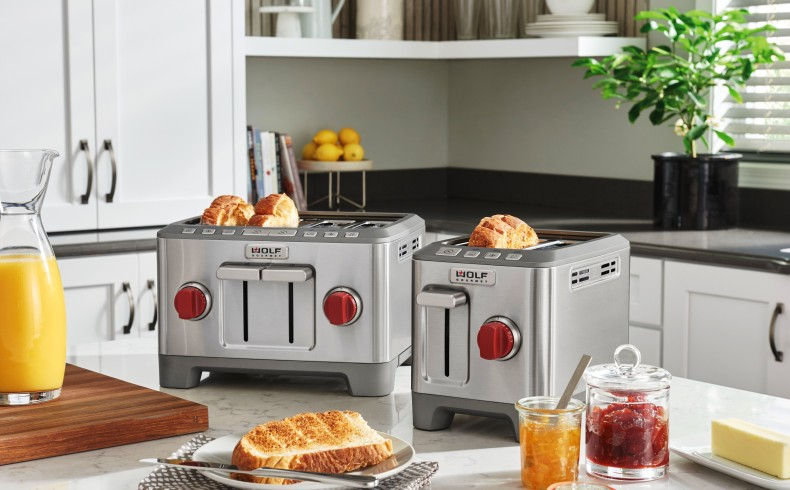 20190340D Wolf Gourmet toasters