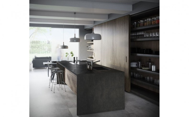20190345A Dekton by Cosentino, Ultracompact Surfaces Milar Colour