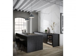 Cosentino has introduced two new dark Dekton® surfaces to their Natural and Industrial collections