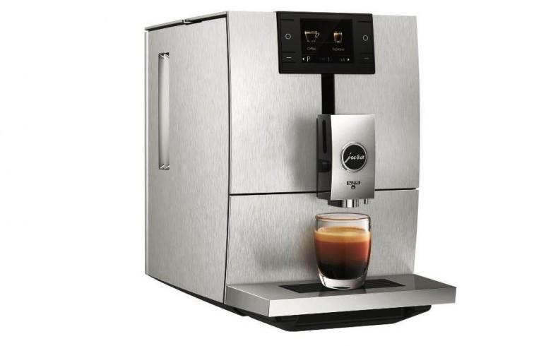 20190346A JURA ENA 8 coffee machine aluminium
