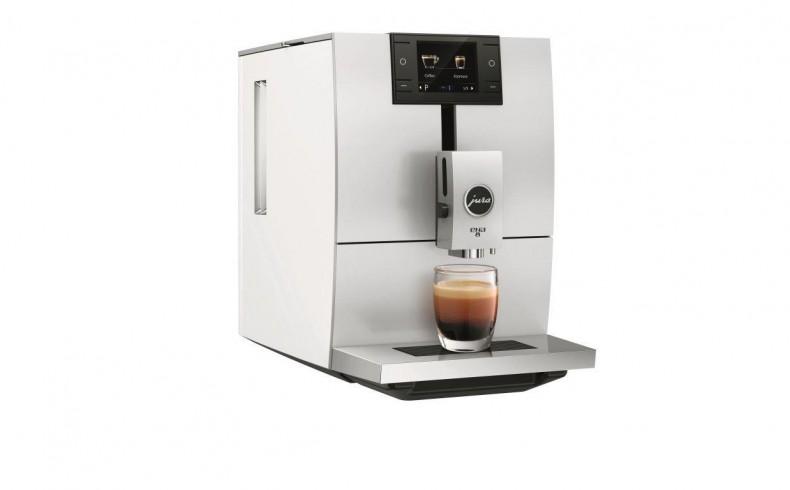 20190346B Jura ENA 8 coffee machine white