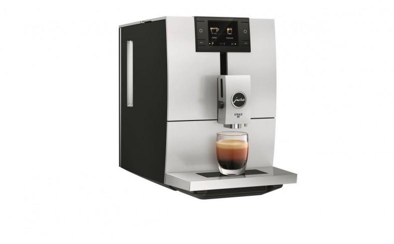 20190346D Jura ENA 8 coffee machine black