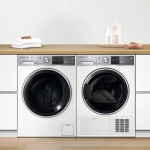 20190351A F&P washer and dryer